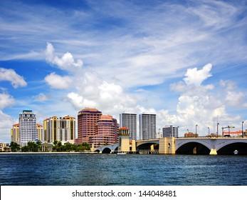 West Palm Beach, Florida, USA.