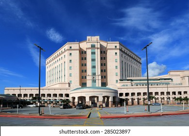 WEST PALM BEACH - JUNE: On June 7, 2015, complaints continue at the VA Medical Center in West Palm Beach, Florida over long waits, poor service, inattentive nurses and timely assessments of health.