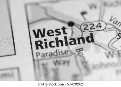 West Richland. Washington. USA