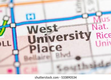 West University Place. Texas. USA