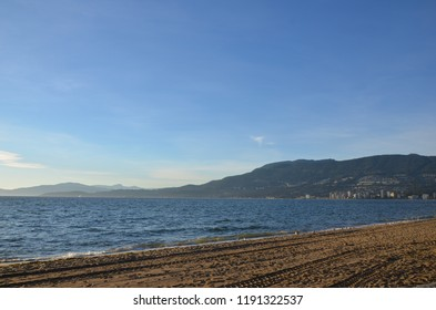 West Vancouver's view from Third Beach (Vancouver - Canada)