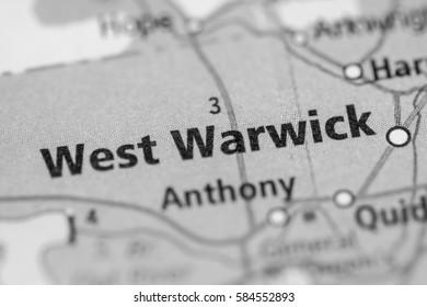 West Warwick. Rhode Island. USA