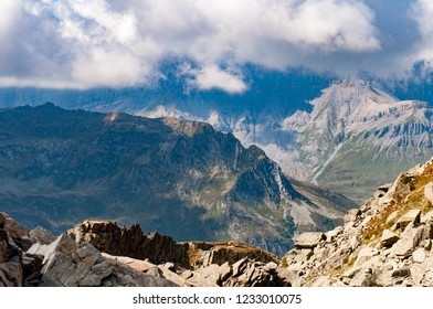 Western Alps are the western part of the Alpine range.
