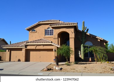 Arizona House Images, Stock Photos & Vectors | Shutterstock
