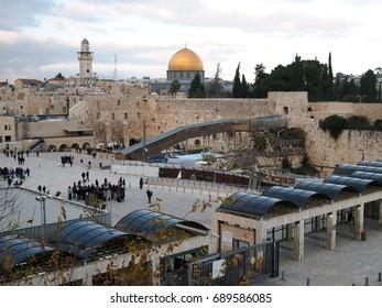 Western Wall (Jerusalem, Israel)