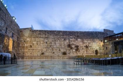 western wall kotel