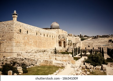 Western Wall Plaza, The Temple Mount, Jerusalem