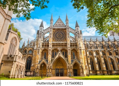 Westminster Abbey - Collegiate Church of St Peter at Westminster in London, UK
