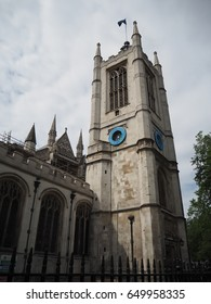 The Westminster Abbey of London, UK
