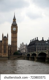 Westminster and the Big Ben