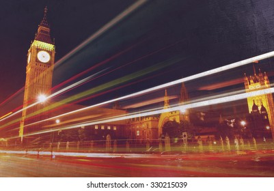Westminster House of Parliament Travel Destination Concept