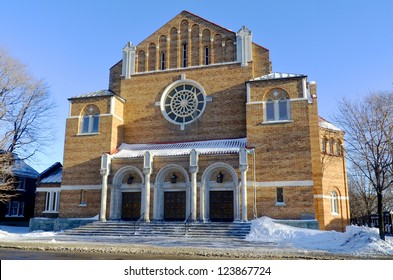 The Westmount Seventh-day Adventist Church is the oldest and largest Adventist church in Montreal, with more than 462 registered members. Montreal, Quebec, Canada