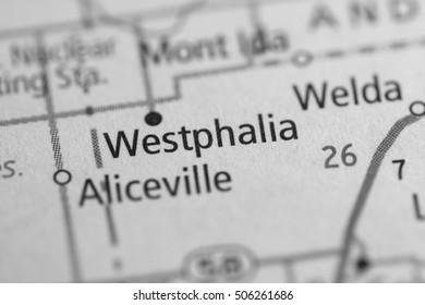 Westphalia. Kansas. USA.
