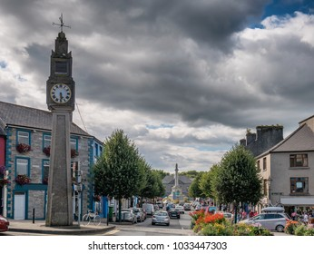 Westport in western Ireland in County Mayo