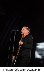 Westport,Ireland-June 29th ,Bryan Adams performs live at the Westport Festival,Westport House,County Mayo on June 29th 2014 in Westport,Ireland.
