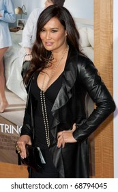 WESTWOOD, CA. - JAN 11: Tia Carrere arrives at the Paramount Pictures premiere of No Strings Attached on January 11, 2011 at the Regency Village Theater in Westwood, CA