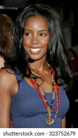 WESTWOOD, CALIFORNIA. July 20, 2006. Kelly Rowland at the World premiere of 'Miami Vice' held at the Mann's Village Theater in Westwood, California United States.
