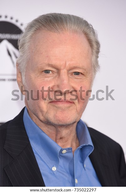 """WESTWOOD - OCT 12:  Jon Voight arrives to the """"Same Kind Of Different As Me"""" Los Angeles Premiere  on October 12, 2017 in Westwood, CA"""