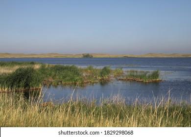 Wetland at Crescent Lake National Wildlife Refuge, Nebraska
