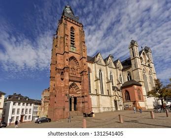 Wetzlar Cathedral Germany