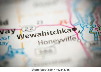 Wewahitchka. Florida. USA