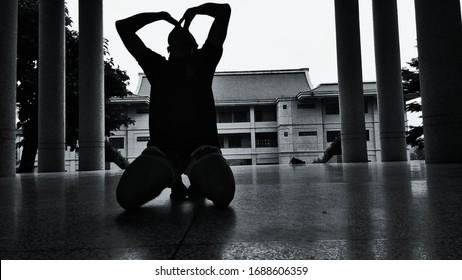 Whai Khru Boxing Thai Culture