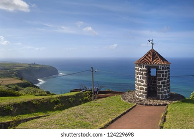 Whale Viewpoint, Island of Sao Miguel, Archipelago of the Azores, Portugal, Europe