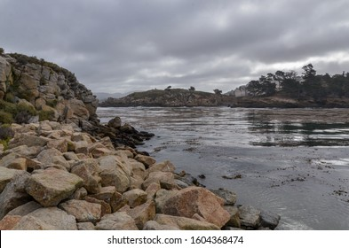 Whaler's Cove at Point Lobos State Natural Reserve (Carmel-by-the-sea, California, USA)
