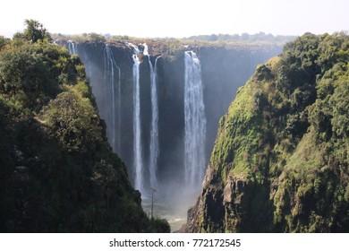 What a MOISTURE near Victoria Falls