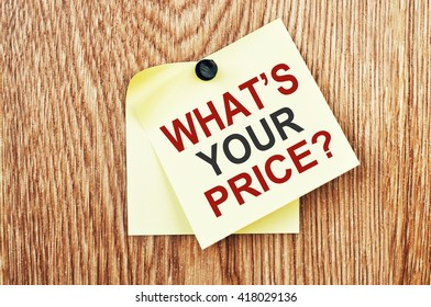 what is your price