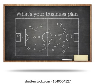 Whats your business plan text