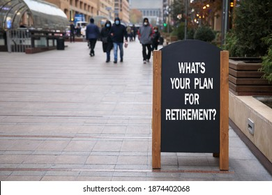 What's your plan for retirement on board