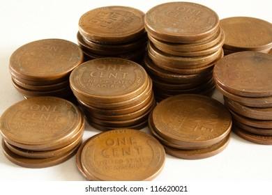 Copper Penny Images, Stock Photos & Vectors | Shutterstock
