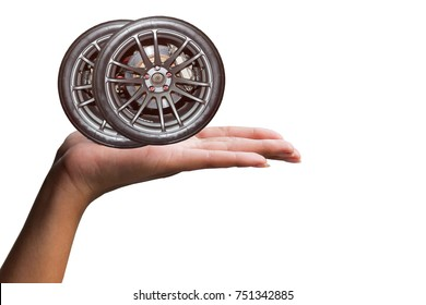 Wheel on hand It's a simple matter. For replacement tires and prices.