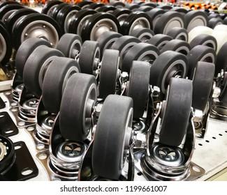Wheel Parts Trolley