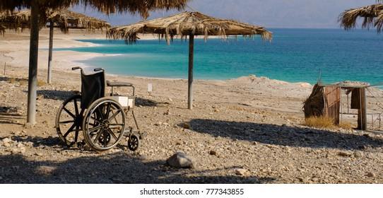 Dead Sea Sunbathing Images, Stock Photos & Vectors   Shutterstock