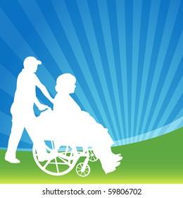 Wheelchair Female