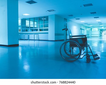 wheelchair Hospital scary and lonely