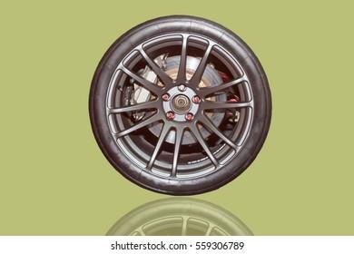 Wheeled vehicles