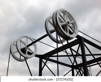 Grey Pulley Images, Stock Photos & Vectors | Shutterstock