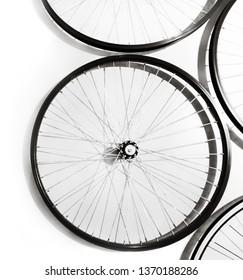 Wheels spinning, uncoordinated effort