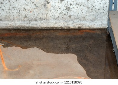 When the basement begins to leak it's time for major repair and restoration work by professionals.