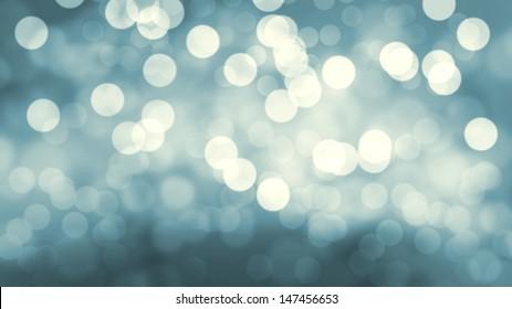 When lights go blurry. Bukeh Background