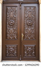 Whilst the exquisite ornamental designs of the door to the Juma mosque date to 1899