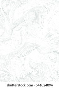 Whimsical Creative hand made abstract marble texture on the white background for design project,stationery,wallpaper,banner,on high resolution.