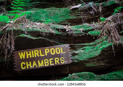 Whirlpool Chambers in Wisconsin Dells