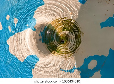 a whirlpool water