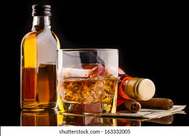 whisky composition