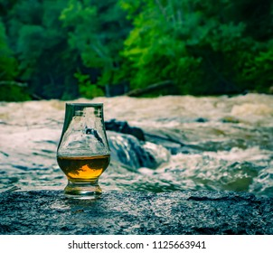 Whisky at the River