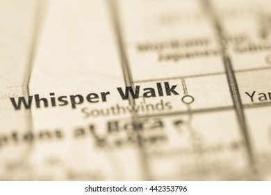 Whisper Walk. Florida. USA